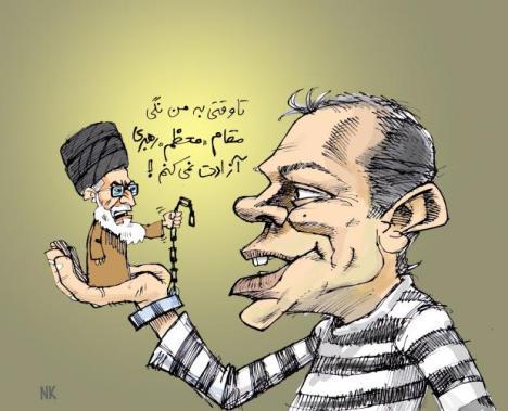 مشکل آزاد شدن احمد زیدآبادی